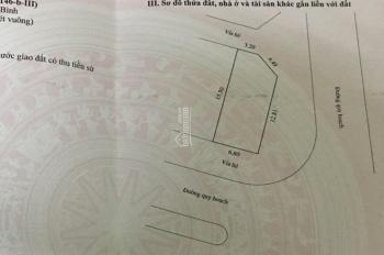 Cần bán gấp 100,6m2 đất mặt tiền phố chợ Lương Sơn Hòa Bình