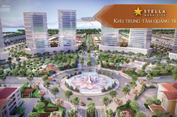 Chỉ 1 lô duy nhất đường 25m dự án Stella Mega City giá chỉ 23,9tr/m2 giá gốc CĐT