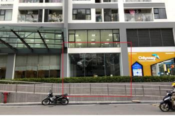 Cho thuê shophouse trung tâm thương mại Imperia Garden 203 Nguyễn Huy Tưởng - Hotline 0933.67.2266
