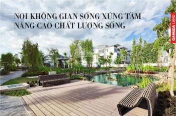 Cần bán gấp căn biệt thự đơn lập Gamuda Garden 395m2, hướng Nam, giá 31 tỷ, xây full. LH 0919875966