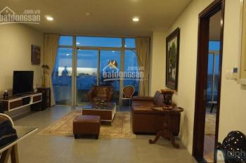 Cho thuê căn hộ 2PN, chung cư Watermark 121m2, full đồ, ban công trải dài 21m. LH: 0904481319
