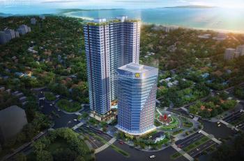 Cần bán căn hộ smarthome Grand Center Quy Nhơn 4 mặt tiền đường, giá 1.8 tỷ/căn