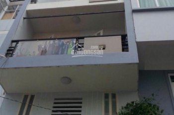 Nhà 3 lầu, 261/2 Gò Dầu, quận Tân Phú, HXH, giá chỉ 14tr. LH: 0903834245