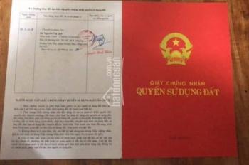 CC bán gấp đất PL quân đội Định Công Thượng, Hoàng Mai, 45m2, MT 5m, ngõ 5m, ô tô vào nhà, 4 tỷ