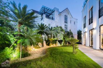 Chính chủ cho thuê biệt thự đơn lập siêu đẹp Vinhomes Riverside