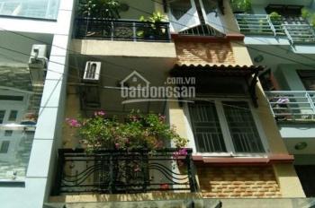 Bán nhà khu vip K300, Nguyễn Thái Bình - DT: 6.2 x 18m nở hậu 7.1m, 1 trệt, 3 lầu, ST, LH: 0949 474