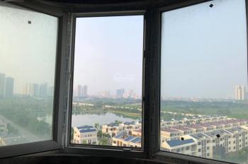 Chính chủ bán căn hộ thô góc tầng trung view đẹp nhất khu đô thị