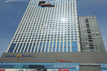 Văn phòng cho thuê tại Pearl Plaza, Điện Biên Phủ, Q. Bình Thạnh DT 200 - 1000m2. LH: 0906.391.898