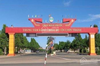Bán đất trung tâm hành chính Chơn Thành - kinh doanh buôn bán ngay. Liên hệ: 0774 539 678