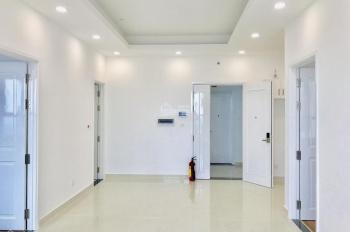 3PN, 2 toilet, 76m2, mặt 9A, nội thất gồm rèm, máy lạnh, máy nóng lạnh, 12 triệu/th, LH: 0932662078