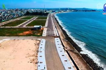CĐT Trường Phúc Hải suất nội bộ 4 lô mặt tiền biển dự án Hamubay - trung tâm TP Phan Thiết