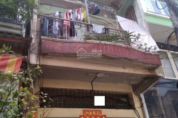 Bán nhà hẻm 172 Tạ Uyên, P. 6, Q. 11, TPHCM, 25 m2, 2 lầu, giá 4,5 tỷ