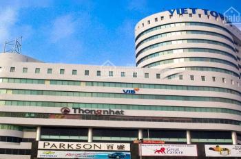 Hot, tòa nhà Việt Tower, số 1 Thái Hà, Đống Đa, Hà Nội cho thuê văn phòng DT 100 - 200 - 1000m2