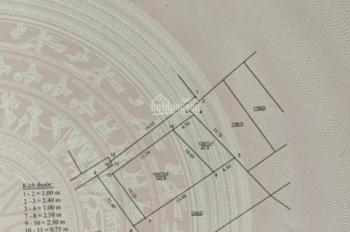 Bán đất thổ cư phường Bồ Đề gần cầu Chương Dương, gần trường Wellspring, diện tích 47.5m2 MT 4,5m