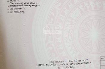 Bán đất thôn Hoàng Trạch, Mễ Sở, Văn Giang, Hưng Yên LH: 0916247433