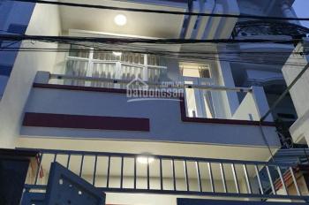 Nhà mới 100% bán gấp giá TT 900tr Full nội thất sổ riêng, gần nhà thờ Bình Chánh