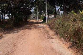 Bán đất có hỗ trợ ngân hàng 191m2 có 100m2 thổ cư 5x40m, gần ngã tư nhà thờ Bến Sắn, Tân Uyên