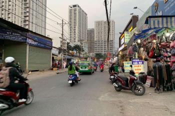 Cho thuê nhà mặt đường Nguyễn Duy Trinh, Q2 5x23m, trệt 2 lầu. LH 0906050881