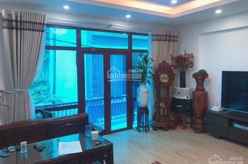Bán nhà Hoa Bằng, Cầu Giấy 52m2, 7T thang máy gara ô tô, giá 7.9 tỷ, LH 0869753588