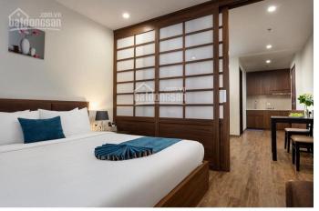 Bán tòa khách sạn phố Kim Mã, quận Ba Đình DT 205m2x9T, MT10m, thang máy, sinh lời cực cao