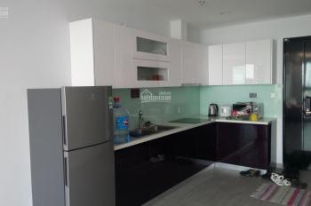 Cho thuê căn 2 phòng ngủ đủ đồ chung cư One 18 - Ngọc Lâm 98m2, giá 13 tr/th: 082.99.11.592