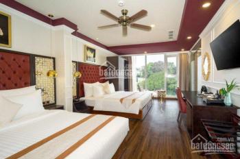 Hot! Cho thuê khách sạn Lý Tự Trọng, p. Bến Thành, Q1, hầm 9 tầng 32 phòng. Nhà mới 100%