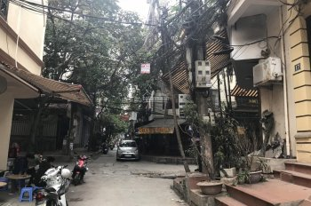 Bán nhà phân lô Võ Văn Dũng, Trần Quang Diệu, Đống Đa, diện tích 43m2, xây 4 tầng, LH: 0979886444