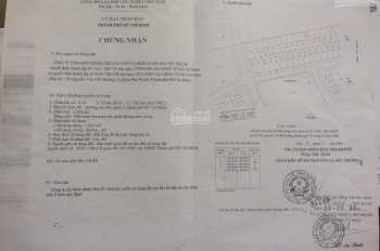Bán đất An Phú, Lương Định Của khu Phú Nhuận 280 nền A24 (126m2) 125 triệu/m2. Tel 0909972783