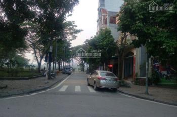 Phân lô ô tô tránh, view hồ kinh doanh phố Tây Trà, Hoàng Mai 75m2, Mt 4.8m, 6,75 tỷ. 0976.424.313