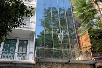 Cho thuê nhà mới xây Nhân Mỹ, Mỹ Đình 1, Nam Từ Liêm, 130m2 x 6T, thang máy, ngõ ô tô tránh