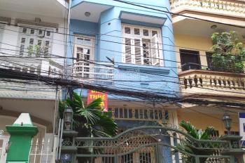 Cho thuê nhà riêng phố Đặng Thùy Trâm, Cầu Giấy, 60m2*4 tầng, giá 20 triệu/th. LH: 0817992222 Dự