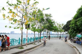 Bán nhà 2 tầng mặt phố Trích Sài, nhìn ra Hồ Tây, quận Tây Hồ, Hà Nội. DT 60m2, MT 4m, giá 17 tỷ