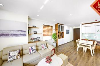 Bán căn hộ 69,9m2, giá trên 1,3 tỷ tầng 10 ban công hướng tây
