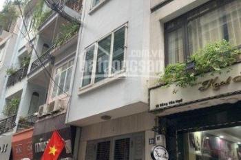 Cho thuê nhà phân lô phố Trần Quý Kiên 50m2*4.5t, mt 5m ô tô vào trong nhà giá 20tr/th, 0964570836