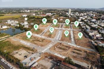 Bán đất nền sổ riêng từng nền mặt tiền Hùng Vương trung tâm TP Bà Rịa