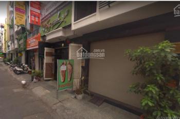 Cho thuê nhà mặt tiền đường Hoa, phú nhuận, 5x10m trệt 3 lầu 27 triệu thương lượng