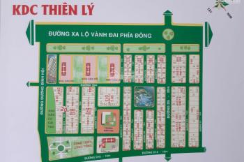 Bán, cập nhật nhanh giá đất dự án Thiên Lý trong 3 ngày. LH 0966407177