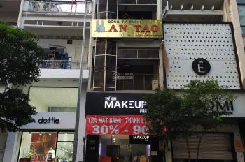 Cho thuê 1 sàn 130m2 lầu 8 tòa nhà MB Sunny Trần Hưng Đạo - Pullman đầy đủ tiện nghi giá 89tr/th