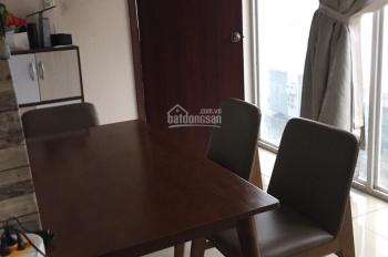 Chính chủ cần bán căn hộ Tân Hương, DT 48m2, 1 phòng ngủ, 1WC, có thang máy. Giá 950 triệu
