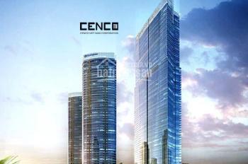 [Hot] Cho thuê văn phòng tòa nhà KeangNam Landmark Tower, Phạm Hùng, Nam Từ Liêm 0-200-500-1000m2