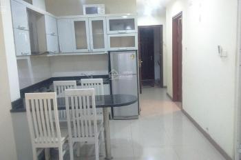 Căn hộ dịch vụ 62m2, 2PN phố Lý Nam Đế - Trần Phú, có thang máy, giá 11 tr/tháng