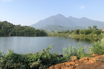 Đất mặt hồ có 1 không 2 tại chân núi Ba Vì - thiên đường nghỉ dưỡng LH 0981824289