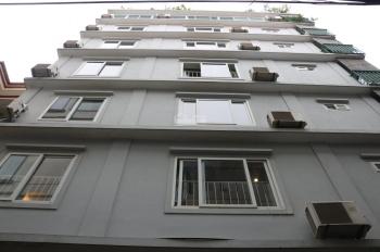 Bán nhà 8 tầng số 28B phố Điện Biên Phủ, đối diện công viên Lê Nin, Khu trung tâm, an ninh tốt