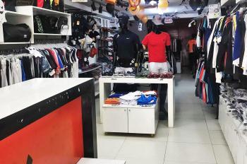 Mặt bằng nguyên căn đang bán shop quần áo tại CMT8, quận Tân Bình