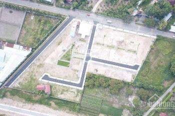Bán đất thổ cư mặt tiền Trần Văn Chẩm, Tân Thông Hội, Củ Chi, 80m2 1.56tỷ, chính chủ: 0985. 694 795