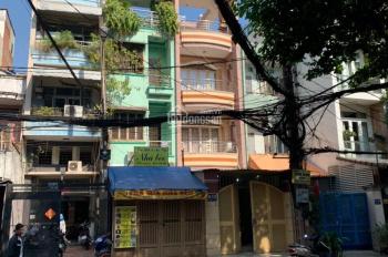 Chính chủ bán nhà mặt tiền hẻm 7A/152 Thành Thái ngang 3,7mx26m, diện tích đất 77,7m2, sàn 245,5m2