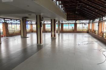 Cho thuê văn phòng, trường học, 500m2 100tr/th Chu Văn An, Bình Thạnh. Thanh: 0965 154 945