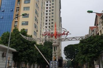Bán mặt phố Minh Khai DT 54m2 x 2 tầng, MT 4m, giá 11,6 tỷ