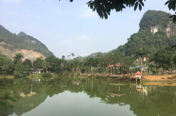 Siêu hót lô đất 23ha đã có khuôn viên cơ bản vị trí đắc địa nhất giá vô cùng hấp dẫn tại Lương Sơn