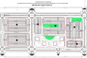 Bán đất nền sổ đỏ khu Phú Thịnh 2 (dự án Swan Park), mặt tiền đường 19m, LH 0946.888.918